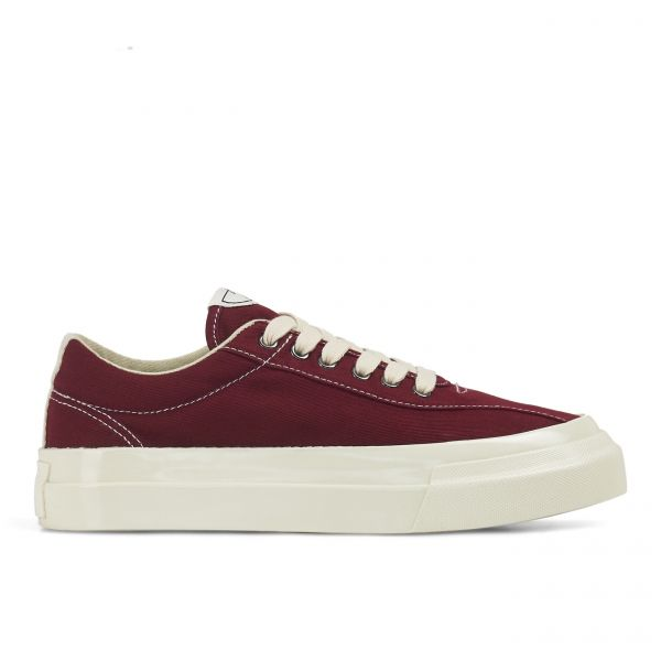Dellow Canvas Burgundy
