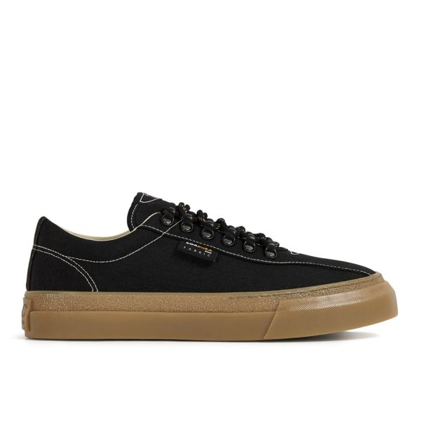 Mens Dellow Cordura Black/Gum Side