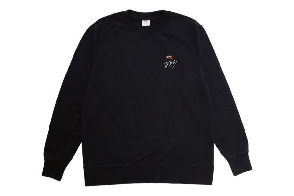 TROPHY SWEATSHIRT BLACK