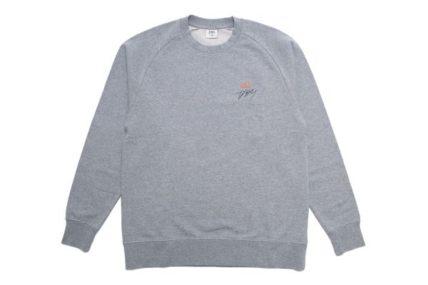 TROPHY SWEATSHIRT GREY