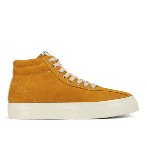 Mens Varden Suede Camel Side