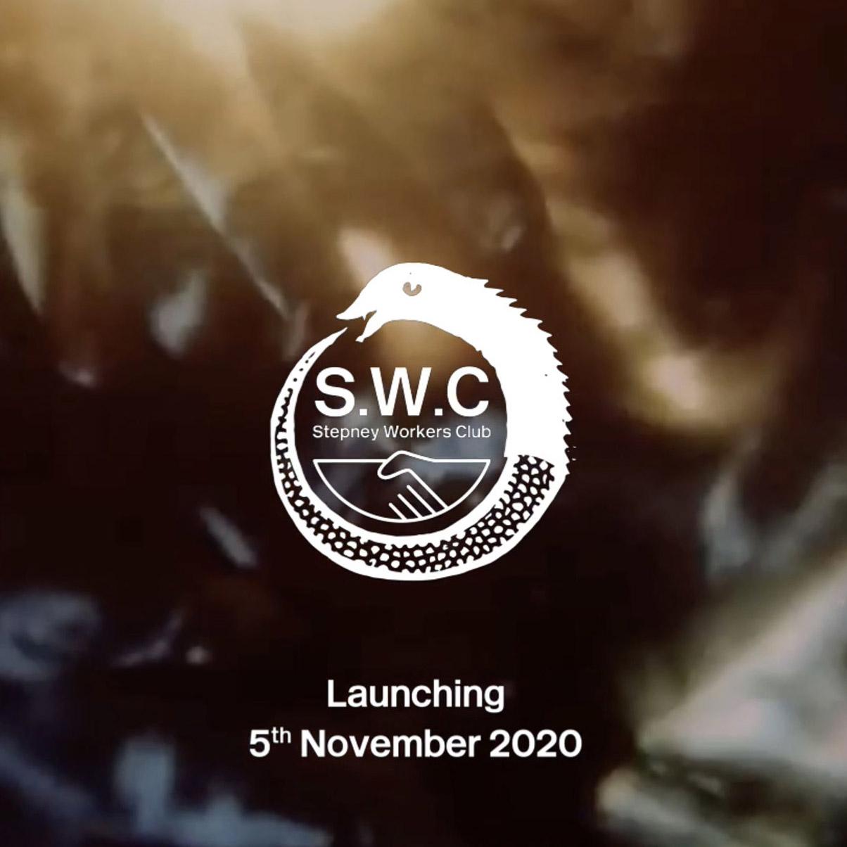 S.W.C & Endless Joy   Launching 5th Nov